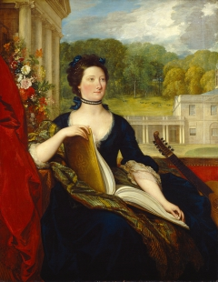 Maria Hamilton Beckford (Mrs. William Beckford)