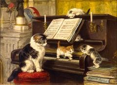 The Piano Lesson (De pianoles)
