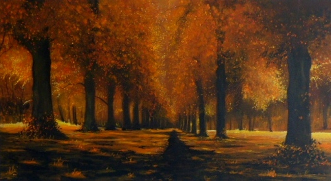 baroque wallpapers and autumn - photo #31