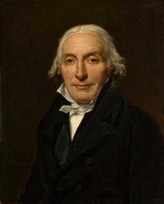 Portrait of Jean-Pierre Delahaye