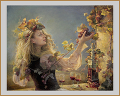 The Dance of the wine