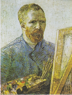 Self-Portrait as a Painter