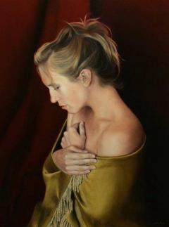 An Artist's Wife (Portrait of Leigh Ann)