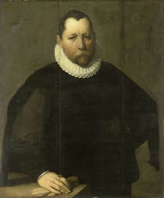 Pieter Jansz Kies (c 1536-97). Burgomaster of Haarlem