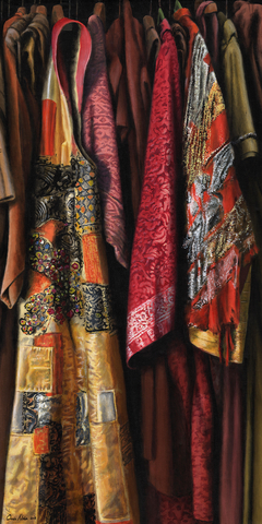 Costumes from the Stratford Warehouse No.12