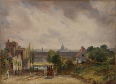 Sir Richard Steele's Cottage, Hampstead