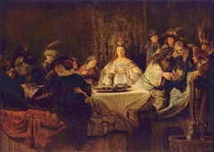 The Wedding of Samson
