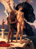 Icarus and Daedalus