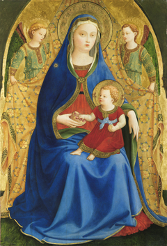 Madonna of the Pomegranate