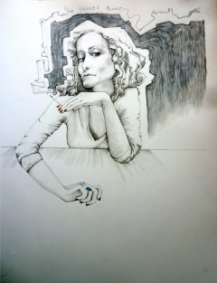 She Smokes Alone II